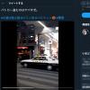 札幌ハロウィン「ピエン男」、警官振り切りパトカー?奪う